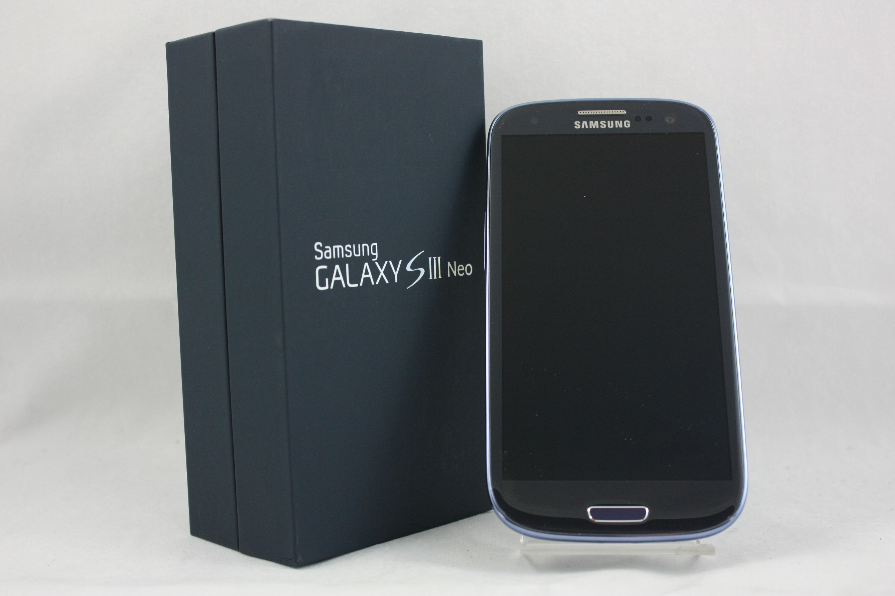 samsung galaxy s3 neo gt i9301i pebble blue ohne. Black Bedroom Furniture Sets. Home Design Ideas
